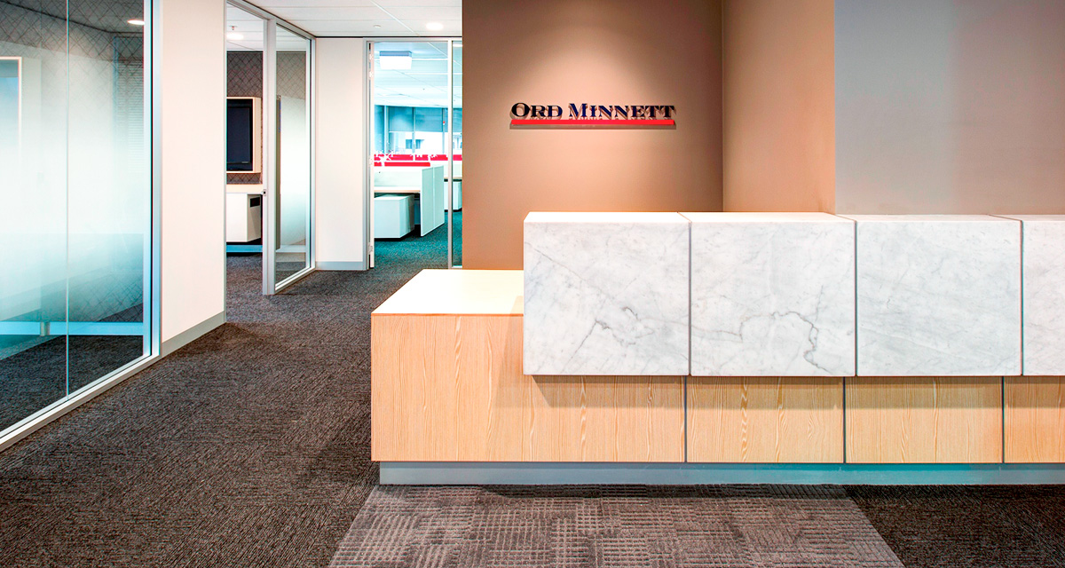 Ord Minnett - 100 Pirie Street - NSG BOFFA - Electrical and Communications  Adelaide