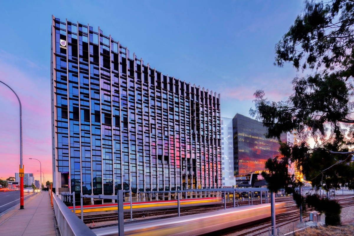 UniSA Health Innovation Building